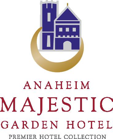 Anaheim Majestic Garden Hotel Logo