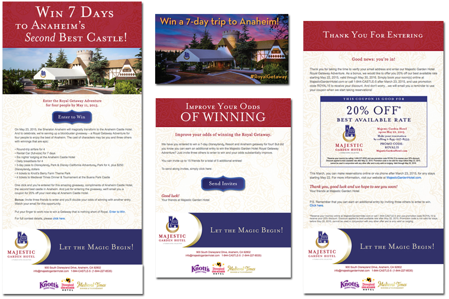 Hotel Grand Opening Sweepstakes