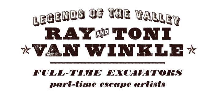 Ray and Toni VanWinkle