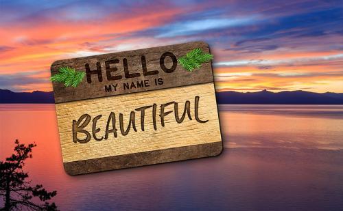 Lake Tahoe Resort Hotel — Meeting/Group Creative Campaign