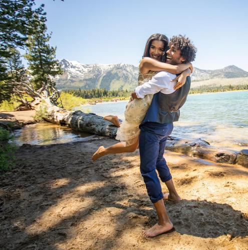 Tahoe Wedding Sites— Website Redesign and Digital Campaign