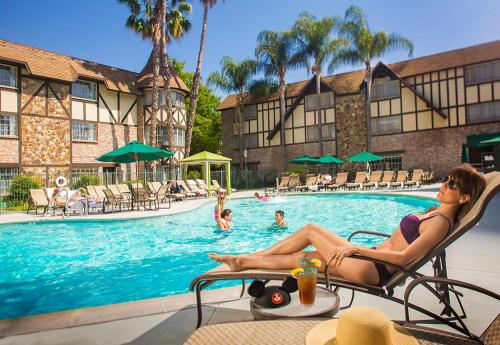 Anaheim Majestic Garden Hotel — Branding and Hotel Launch